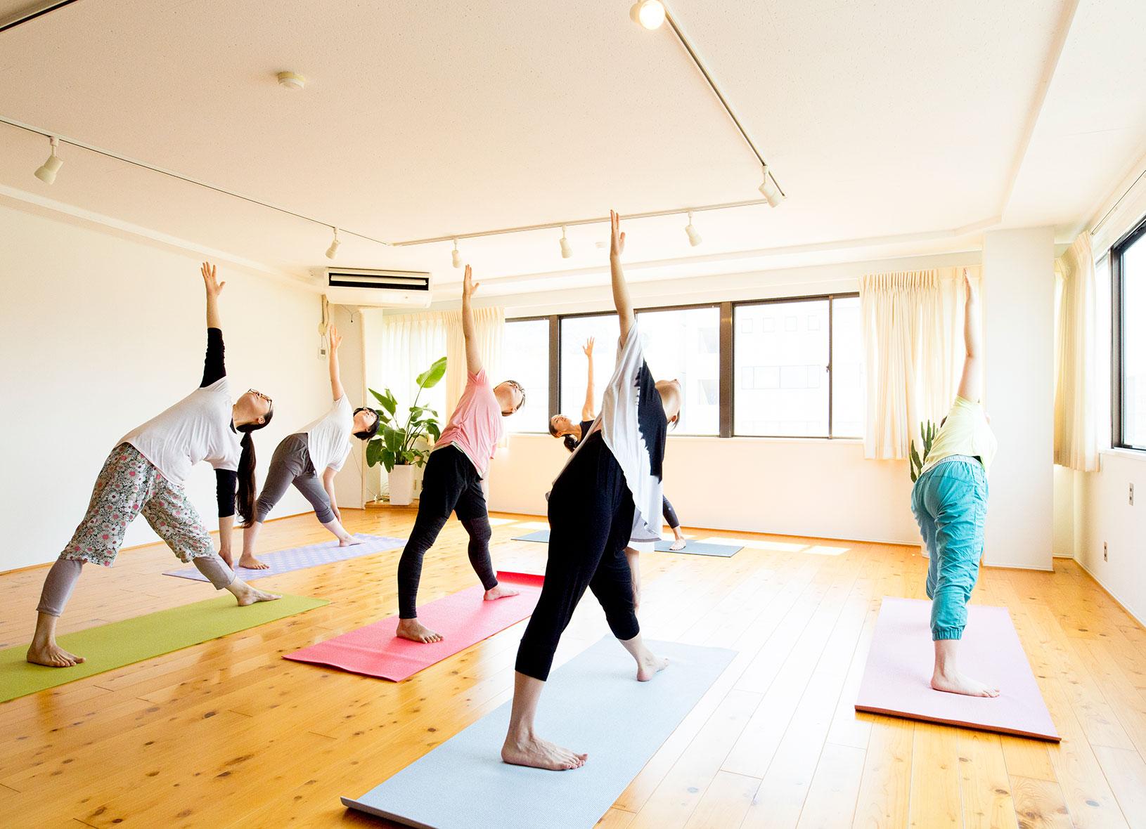 Litsea Yoga Studioの画像